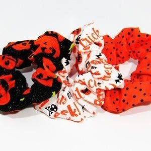 Halloween Scrunchies ~ Best Halloween